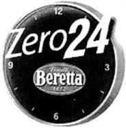 ZERO 24 FRATELLI BERETTA 1812