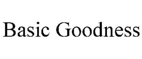 BASIC GOODNESS