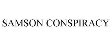 SAMSON CONSPIRACY
