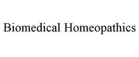 BIOMEDICAL HOMEOPATHICS