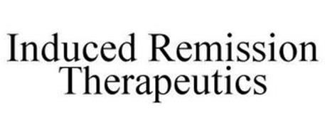 INDUCED REMISSION THERAPEUTICS