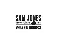 SAM JONES WOOD-FIRED N.C. WHOLE HOG BBQ