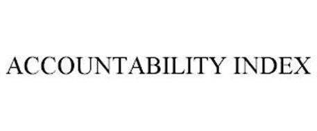 ACCOUNTABILITY INDEX
