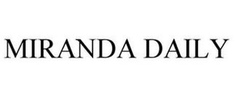 MIRANDA DAILY