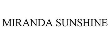 MIRANDA SUNSHINE
