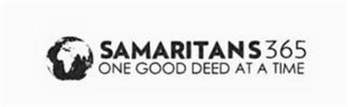SAMARITANS365 ONE GOOD DEED AT A TIME