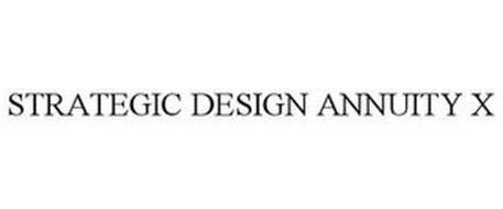 STRATEGIC DESIGN ANNUITY X