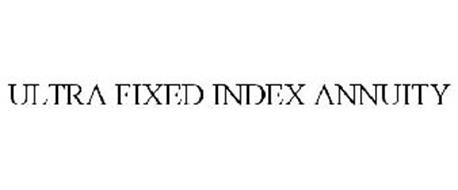 ULTRA FIXED INDEX ANNUITY
