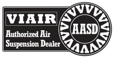 VIAIR AUTHORIZED AIR SUSPENSION DEALER AASD VVVVVVVVVVVVVVV