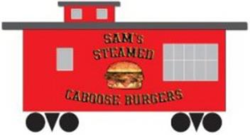 SAM'S STEAMED CABOOSE BURGERS