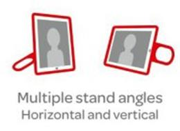 MULTIPLE STAND ANGLES HORIZONTAL AND VERTICAL