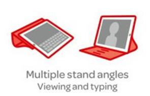 MULTIPLE STAND ANGLES VIEWING AND TYPING