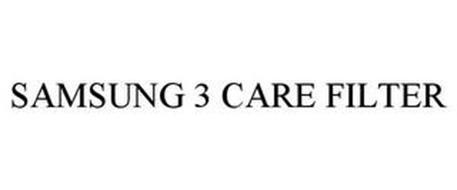SAMSUNG 3 CARE FILTER