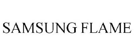 SAMSUNG FLAME