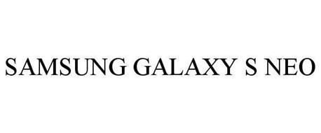SAMSUNG GALAXY S NEO