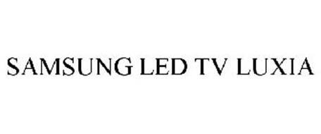 SAMSUNG LED TV LUXIA