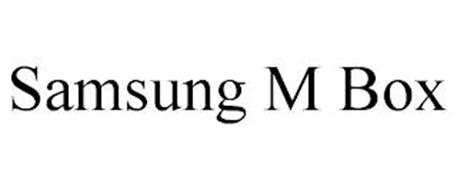 SAMSUNG M BOX
