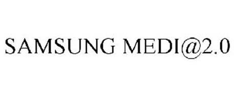 SAMSUNG MEDI@2.0