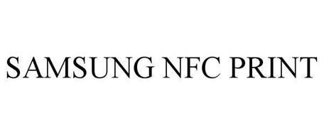 SAMSUNG NFC PRINT