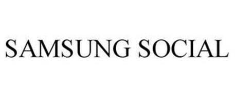 SAMSUNG SOCIAL