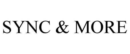 SYNC & MORE