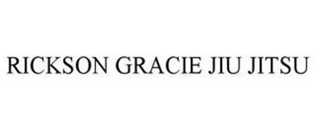 RICKSON GRACIE JIU JITSU