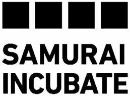 SAMURAI INCUBATE