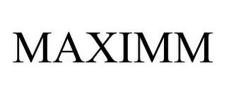 MAXIMM