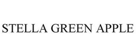 STELLA GREEN APPLE