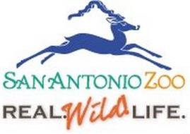 SAN ANTONIO ZOO REAL.WILD!LIFE.