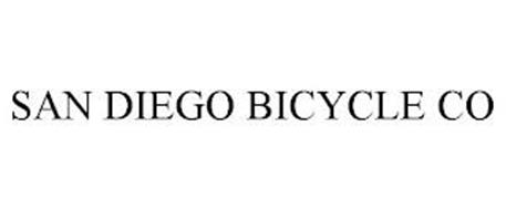 SAN DIEGO BICYCLE CO