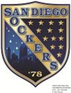 SAN DIEGO SOCKERS '78