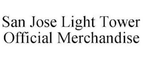 SAN JOSE LIGHT TOWER OFFICIAL MERCHANDISE
