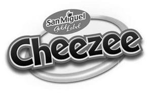 SAN MIGUEL GOLD LABEL CHEEZEE
