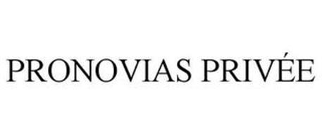 PRONOVIAS PRIVÉE