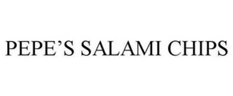 PEPE'S SALAMI CHIPS