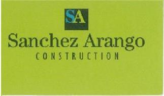 SA SANCHEZ ARANGO CONSTRUCTION