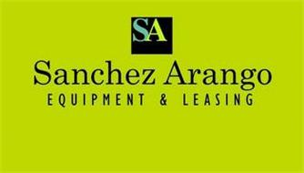 SA SANCHEZ ARANGO EQUIPMENT & LEASING