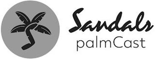 S SANDALS PALMCAST