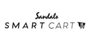 SANDALS SMART CART S