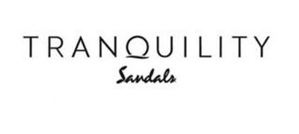 TRANQUILITY SANDALS