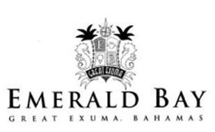 E B GREAT EXUMA EMERALD BAY GREAT EXUMA. BAHAMAS