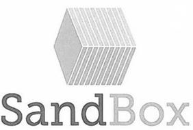 SANDBOX Trademark of SandBox Logistics, LLC Serial Number