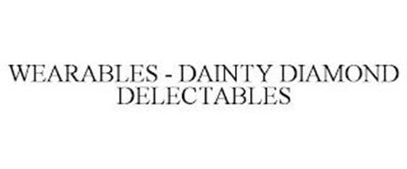WEARABLES - DAINTY DIAMOND DELECTABLES