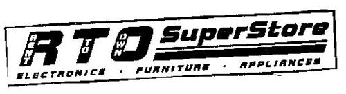 RTO RENT TO OWN SUPER STORE ELECTRONICS-FURNITURE-APPLIANCES