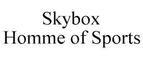 SKYBOX HOMME OF SPORTS