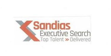 SANDIAS EXECUTIVE SEARCH TOP TALENT DELIVERED