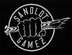 SANDLOT GAMEZ