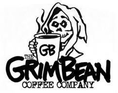 THE GB GRIM BEAN COFFEE COMPANY