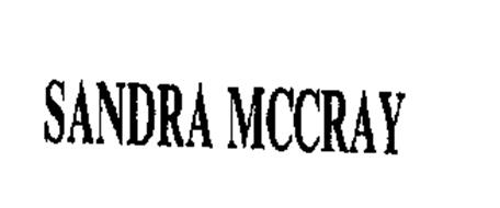 SANDRA MCCRAY